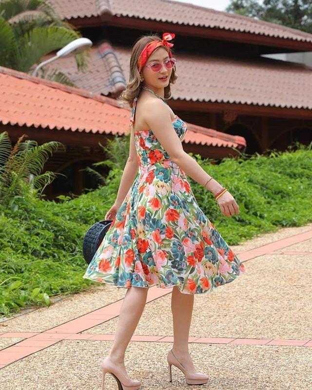Wutt Hmone Shwe Yi #myanmarmodel   Myanmar model, Wutt