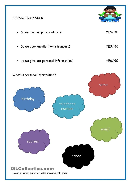 Worksheets Internet Safety Worksheets internet safety worksheet for elementary age legal and ethical age