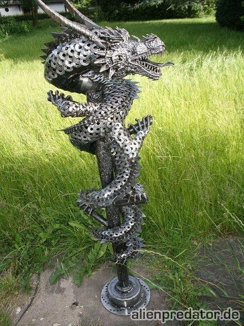 chinese dragon dachen pinterest drachen schrott und. Black Bedroom Furniture Sets. Home Design Ideas