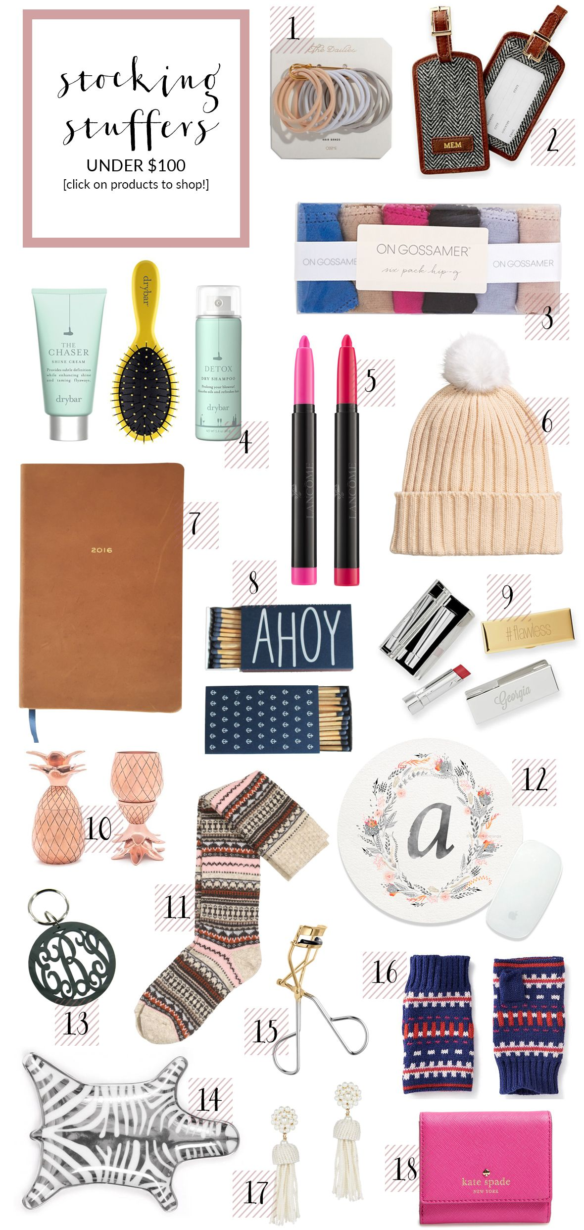 Holiday Gift Guide - Stocking Stuffers - Poor Little It Girl | Poor ...