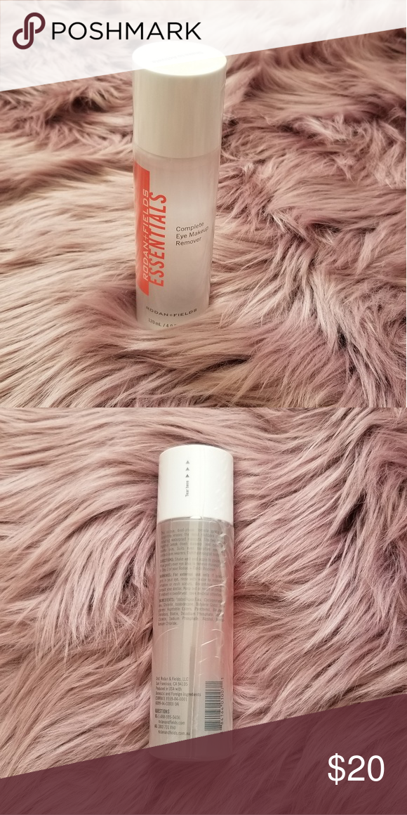 RODAN AND FIELDS EYE MAKEUP REMOVER Eye makeup remover