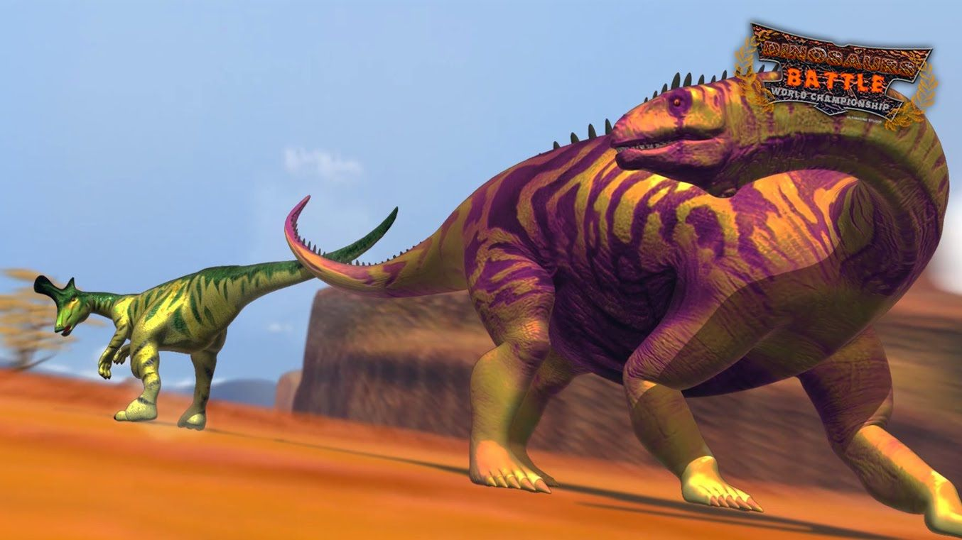 Dinosaurs Battle S1 GA3