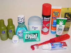 Travel Tip 49. If you've forgotten something, check with the hotel before running to a drugstore. Most housekeeping departments carry toothbrushes, combs, sewing kits, shower caps, and disposable razors that they will give you free of charge.