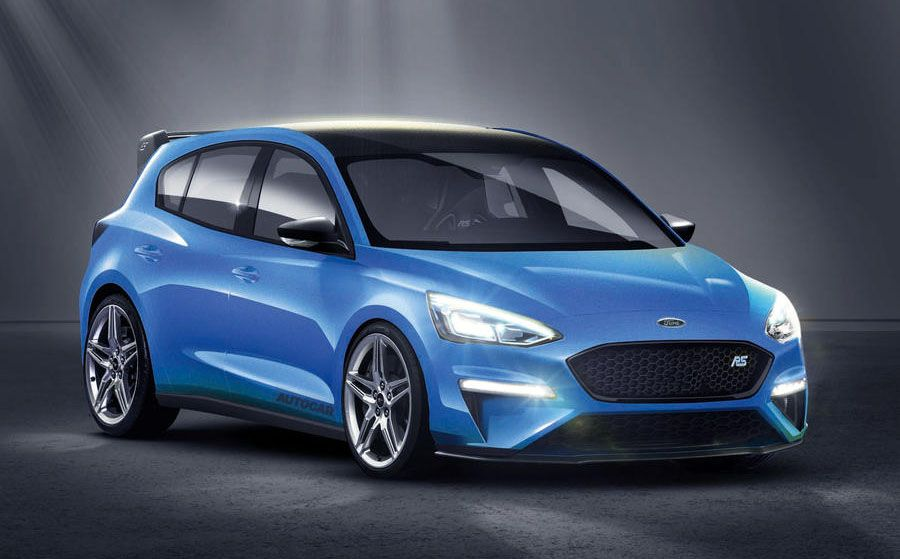 2020 Ford Focus Rs Release Date Price And Specs With Images
