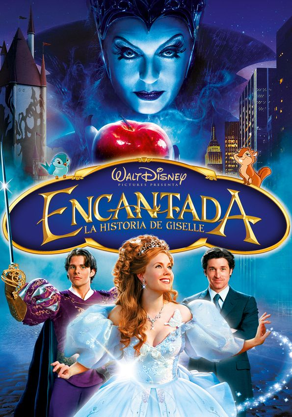 Wuaki Tv Smart Entertainment Peliculas De Disney Peliculas Viejas De Disney Encantada Pelicula