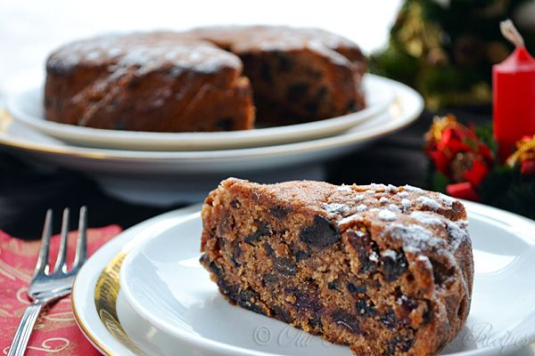 Jamaican Christmas Fruit Cake Recipe Fruit Cakes Jamaican