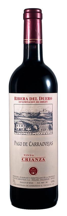 Pago De Carraovejas Crianza 2014 Spanischer Wein Vinos Y