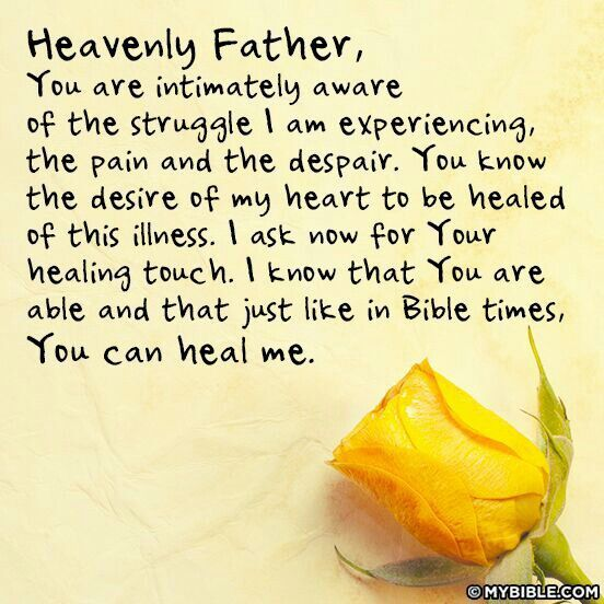 50 Magical Prayer for Healing Quotes to Comfort You ...