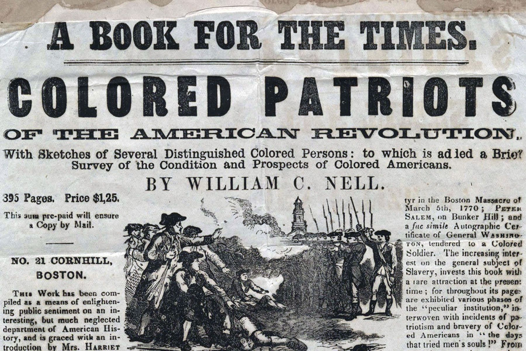 Erased From History Black Patriots Of The American Revolution The Milwaukee Indepe American Revolution American Revolution Projects African American History