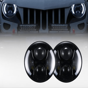 The 24 Best Jeep Led Headlights Led Headlights Cool Jeeps Jeep