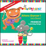 Learning Magazine selected Allons Danser! (Let's Dance!) as a Teachers' Choice Award for the Family winner!