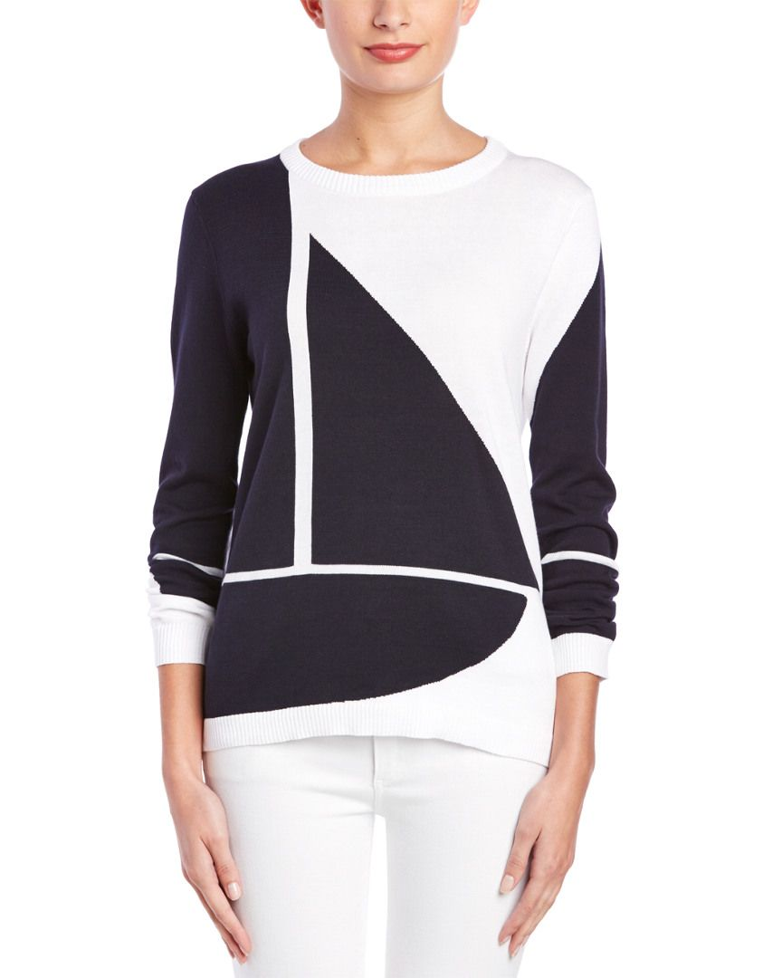 Rue La La — Joan Vass Sweater