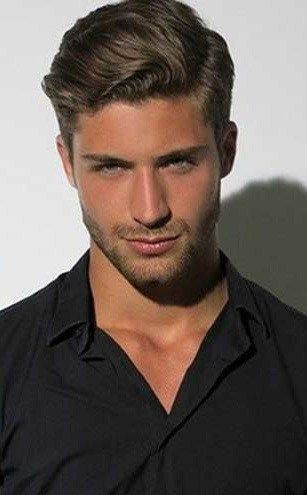 16 Sexiest Hairstyles For Men With Thin Fine Hair Hair And Beard Styles Thin Fine Hair Beautiful Men Faces