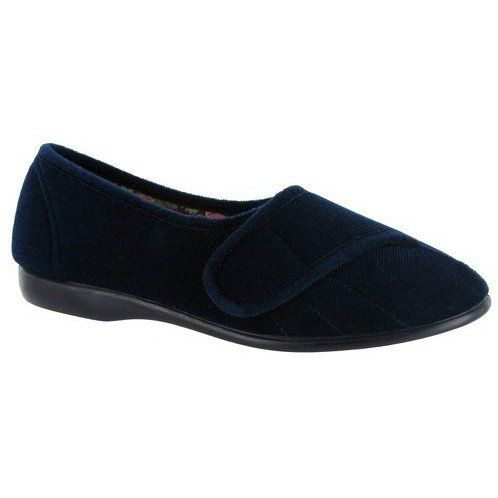 GBS Audrey Velcro / Ladies Slippers / Velcro Ladies Slippers => You can  find more