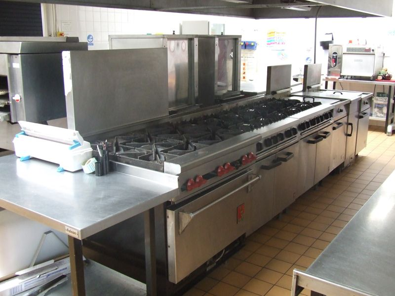 beautiful Restaurants Kitchen Equipment #3: 1000+ ideas about Kitchen Equipment Suppliers on Pinterest | Kitchen equipment, Commercial cooking equipment and Catering equipment