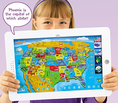 touch and learn usa map Touch Learn Usa Map Hallie Christmas Usa Map Fun Map