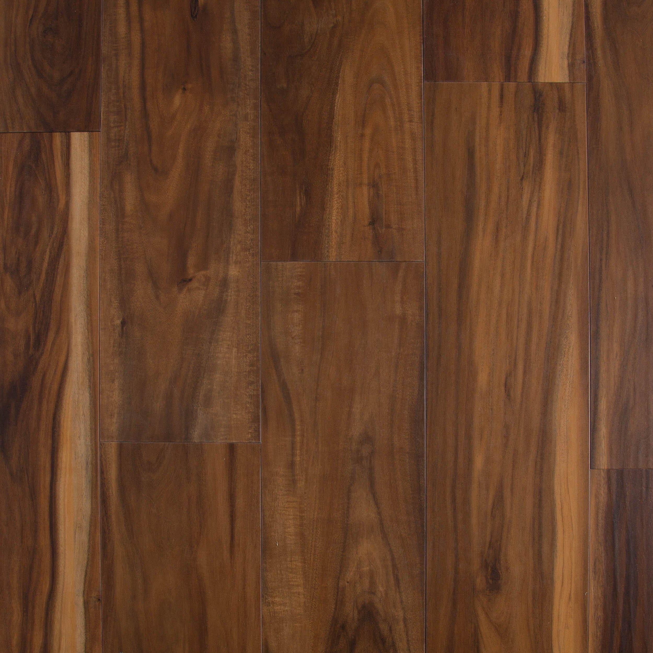 Acacia Rigid Core Luxury Vinyl Plank Cork Back Luxury