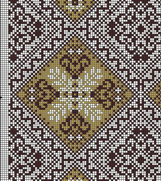 схема рушника Декор Своїми Руками d4e044881c5be