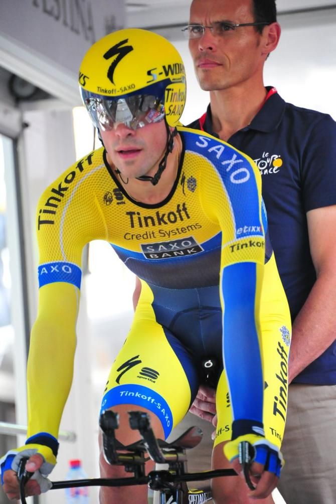 Alberto Contador - Tinkoff Saxo #cycling #procycling #cyclingpro