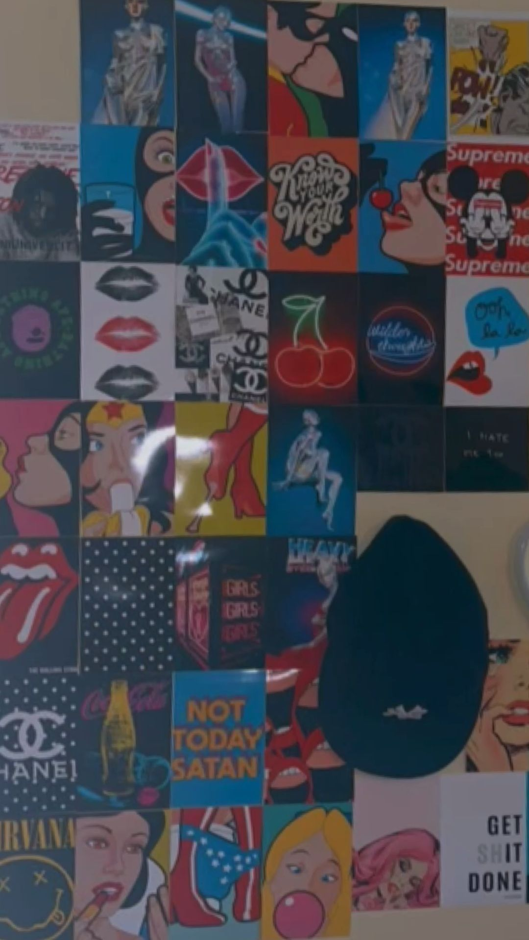 Poster Wall From Culture Posters