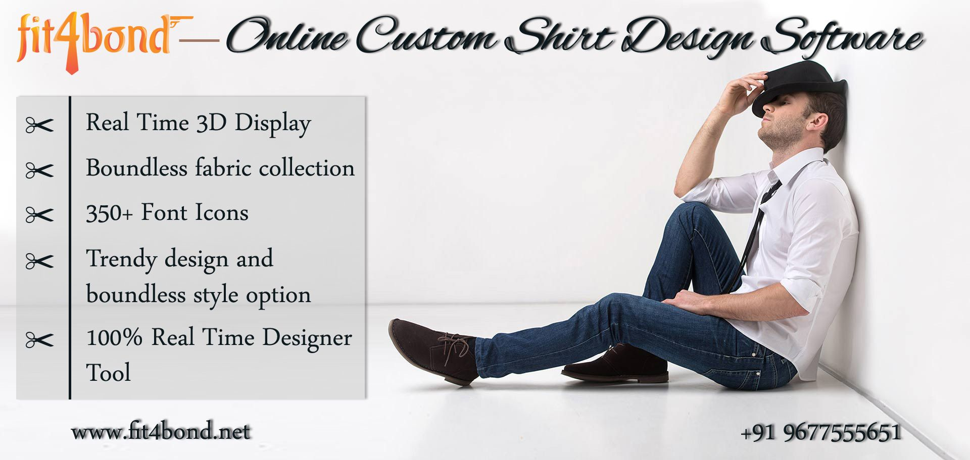 Shirt design website software