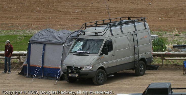 Van Roof Racks Cerca Con Google Mercedes Sprinter Camper Sprinter Van Camper Van