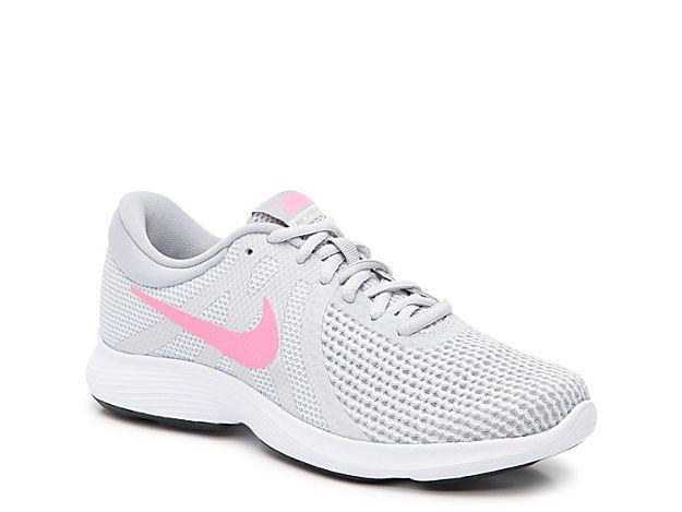 detailed look 39a95 13870 Women Revolution 4 Lightweight Running Shoe - Women s -Grey Pink