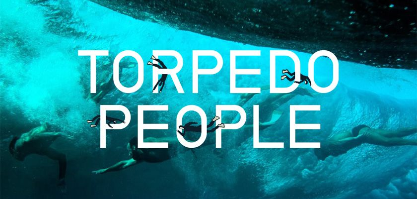 Keith Malloy's Debut Film...Torpedo People ~ Explores the History & Progression of Bodysurfing & the Pureness that comes from riding a Wave ~ wetsandsurfshop.com