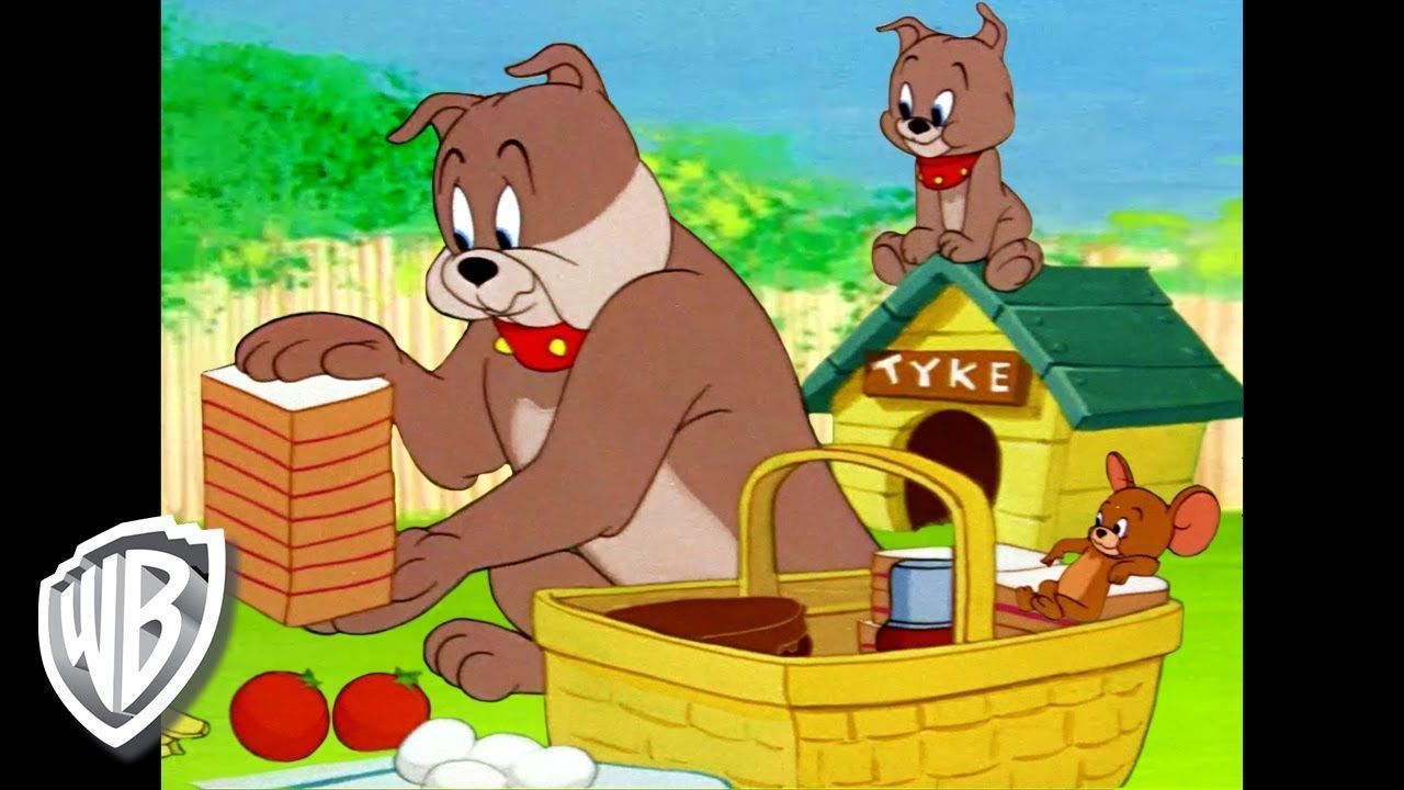 Tom Jerry Have A Picnic Classic Cartoon Compilation Wb