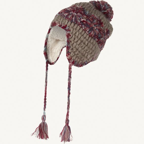 b32e51b6c Multi Crochet Trapper at Fat Face | Hats | Fat face, Hats, Crochet
