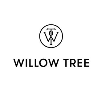 Logo design by Bunch for business consultancy Willow Tree