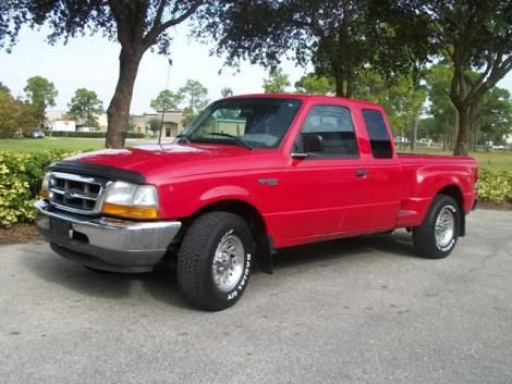 Used Ford Ranger Xlt Year 2000 For Sale In Florida For Only 3500