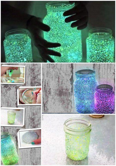 Diy Mason Jar Fairy Lights Mason Jar Fairy Lights Mason Jar Diy Mason Jar Diy Projects
