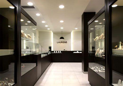 jewelry store design | שיפוץ משרדים ועיצוב עסקים | Jewelry ...