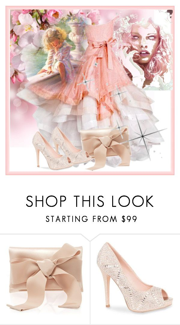 """""""I Want to be a Dancer When I Grow Up 💃"""" by klm62 ❤ liked on Polyvore featuring Oscar de la Renta, Lauren Lorraine and danceparty"""