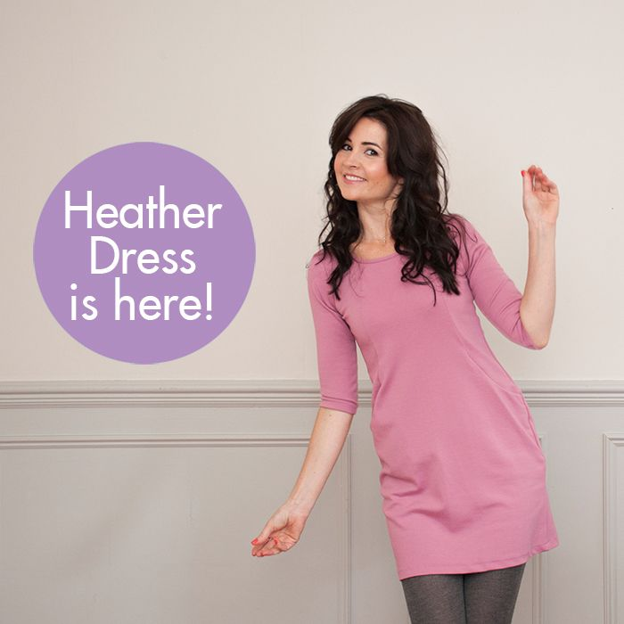 Heather Dress Sewing Pattern | Dressmaking Patterns from Sew Over It ...