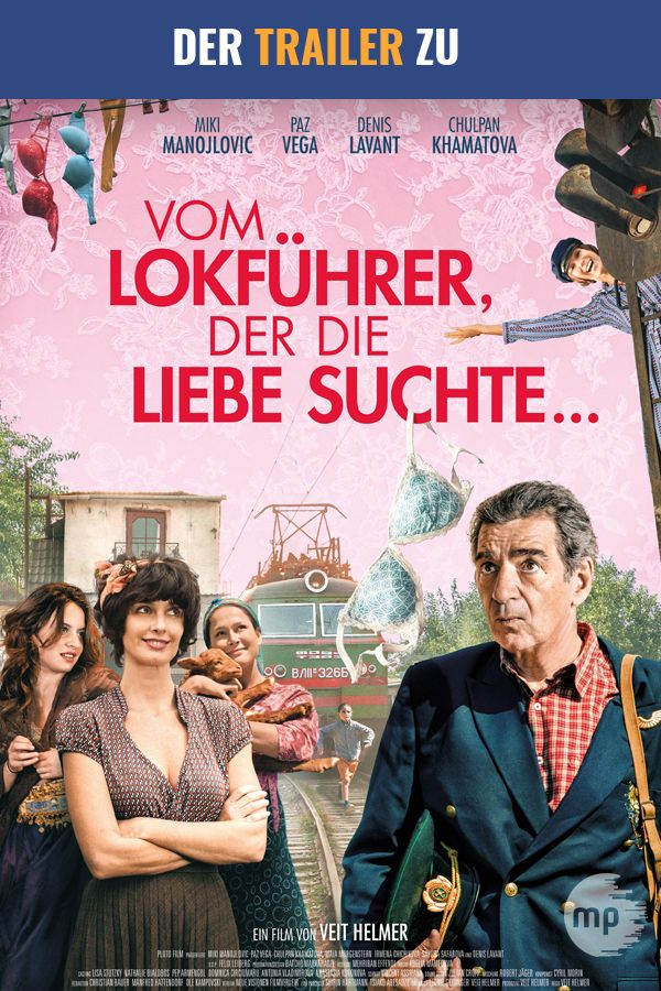 Hier Gibts Den Trailer Zur Romantischen Komödie Vom Lokführer Der