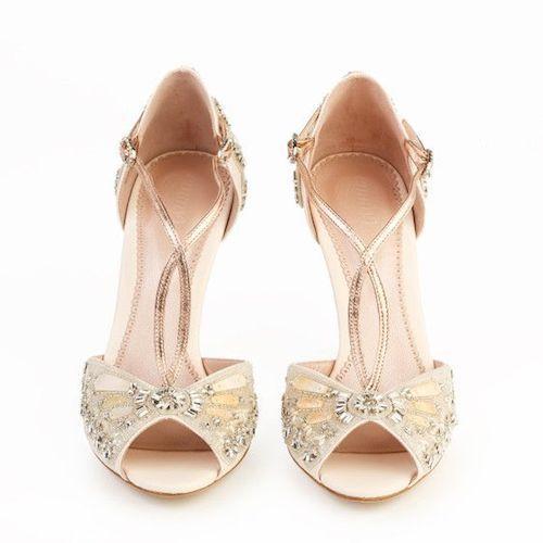 3de3a508 Zapatos para novias otoño/invierno   Con tacones y de boda   Cosas ...