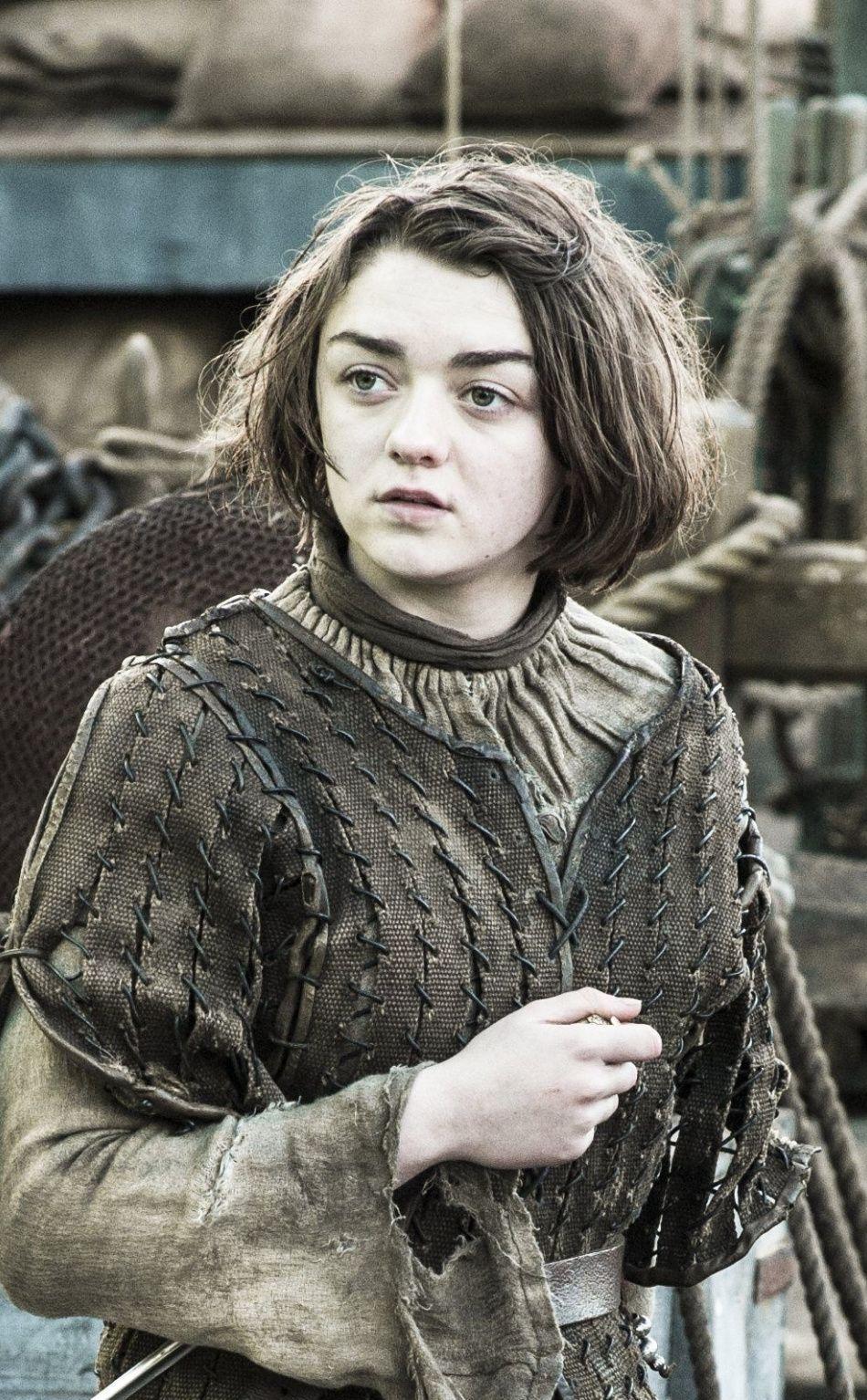 Arya Stark Maisie Williams Game Of Thrones Tv Show 950x1534 Wallpaper Arya Stark Arya Stark Wallpaper Maisie Williams