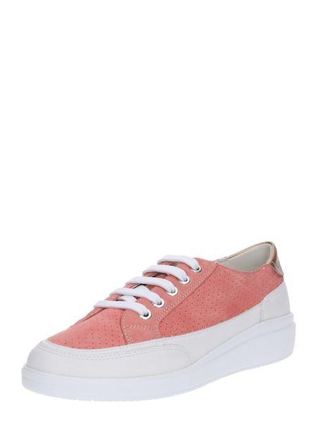 Sneaker 'TAHINA' › Geox › koralle weiß, Schuhe, fashion ...