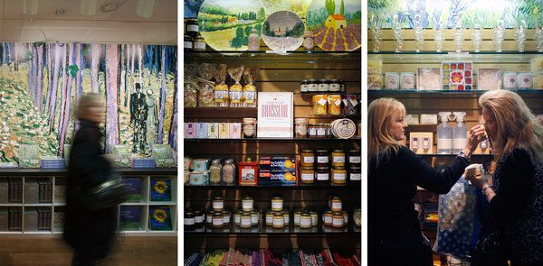 Art Museums Use Stores to Establish Their Brands