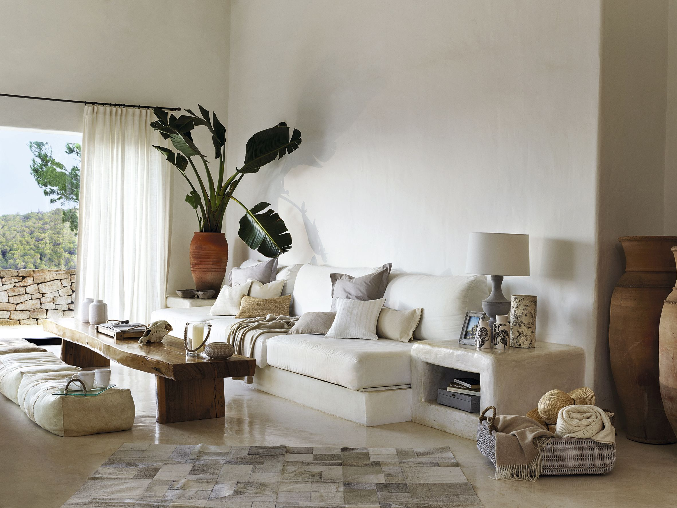 New Zara Home Spring - Summer 2015 Collection | Living rooms ...