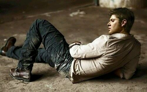 Jensen Ackles... Actually, this is Jensens face on Gerard Butlers body, but still... Very nice edit! :)