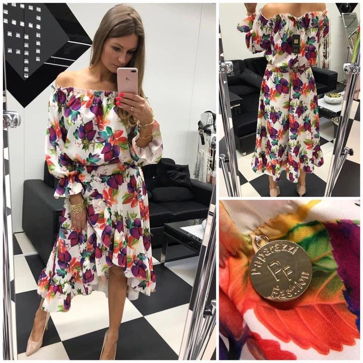 Komplet Bajka Bluzka Spodenki S M L Paparazzi 9305662861 Oficjalne Archiwum Allegro Fashion Dresses Strapless Dress