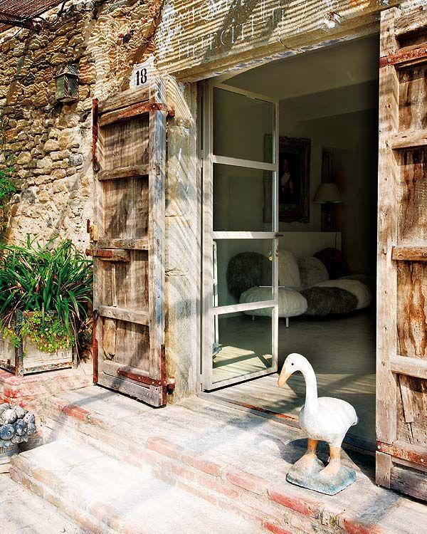 Beautifully Restored Spanish Farmhouse In Catalonia Spain