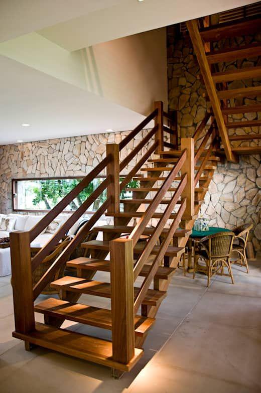 16 schodów do rustykalnego wnętrza marzeń | Interior stair ...