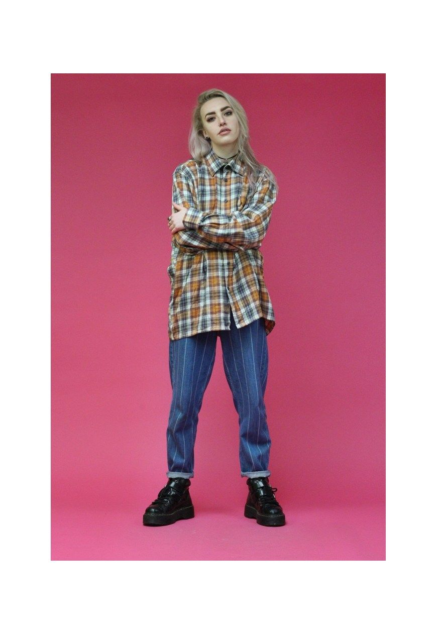 Retro flannel shirts  Vintage Flannel Shirt  Lemon Ashes Vintage  ASOS Marketplace