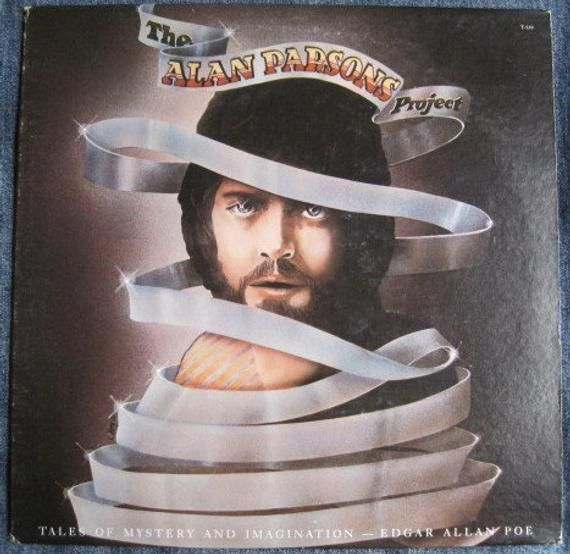 Alan Parsons Project The Tales And Imagination Edgar Allan Poe Lp
