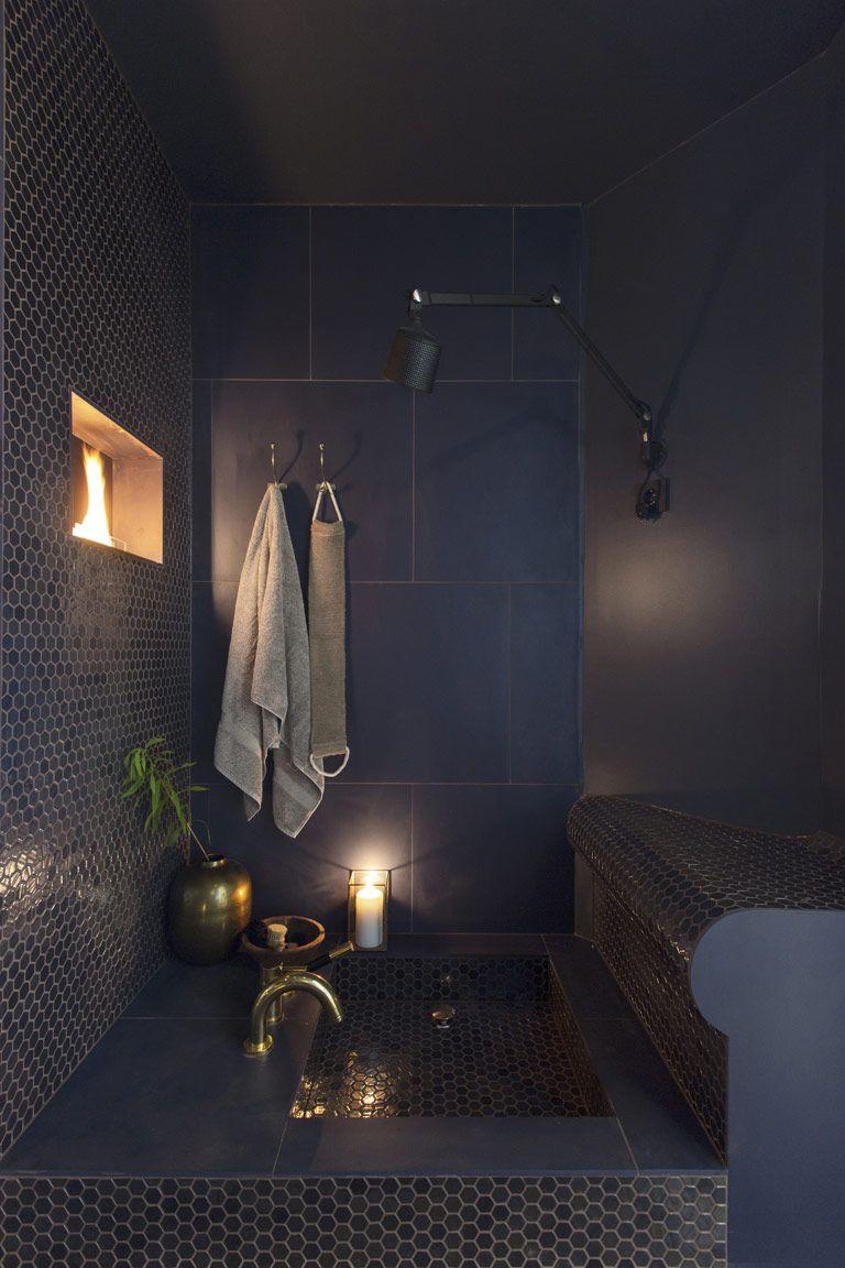 Photo of Modena badet med Jotun-farger