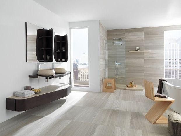 105 idées de design de la salle de bain de style moderne | Bad ...